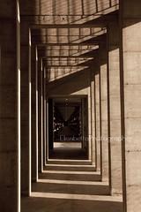 A.Rossi - Cimitero San Cataldo (Elisabetta88) Tags: canon modena architettura cimitero aldorossi eos500d cimiterosancataldo elisabetta88 elisabettagriffero