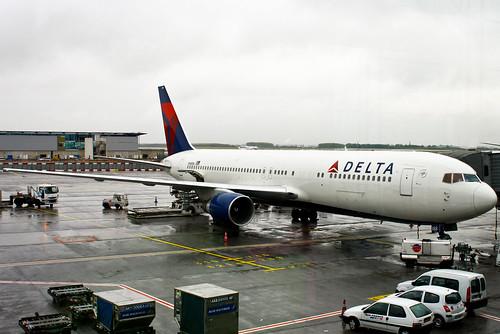 Delta Air Lines - N188DN - 767-332/ER