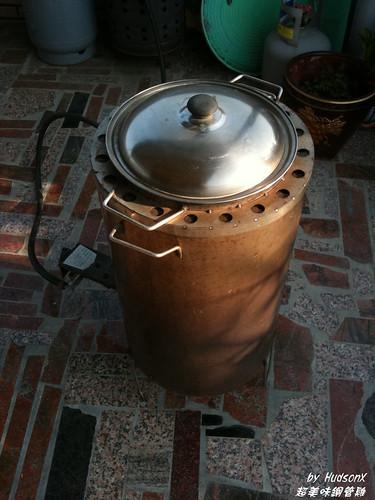 特製鋼管烤爐