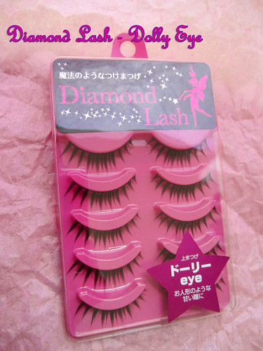 Diamond Lash Dolly Eye