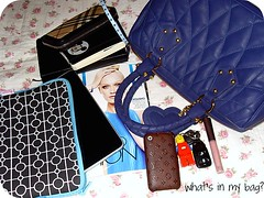 What's in my bag today? (Teka e Fabi) Tags: