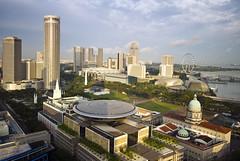 Singapore (hock how & siew peng) Tags: city architecture modern skyscraper buildings court hotel nikon singapore asia cityscape cityhall esplanade hh supreme supremecourt rafflescity padang sunteccity marinasquare 2011 swissotelthestamford esplanadetheatre d80 singaporeflyer hockhow hhsp fairmontsingapore hockhowsiewpeng gettyimagessingaporeq1