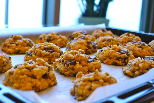 Oatmeal Choc-chips Cookies