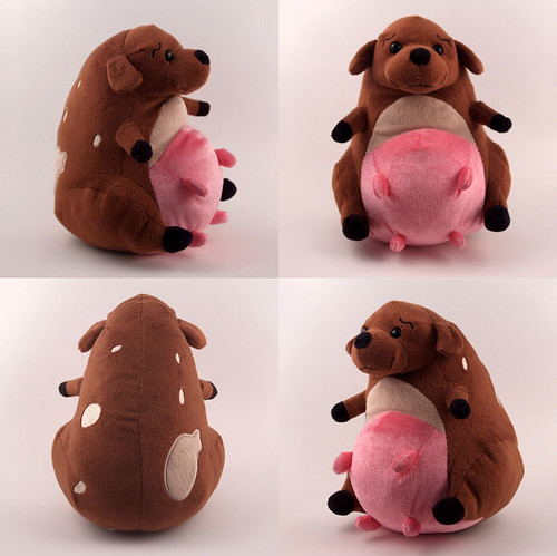 PUPPY-COW-PLUSH