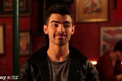 Joe Jonas (cyndijonas) Tags: new hot sexy love beautiful hair video funny die or joe screencap beast jonas 2011 funnyordie joejonas
