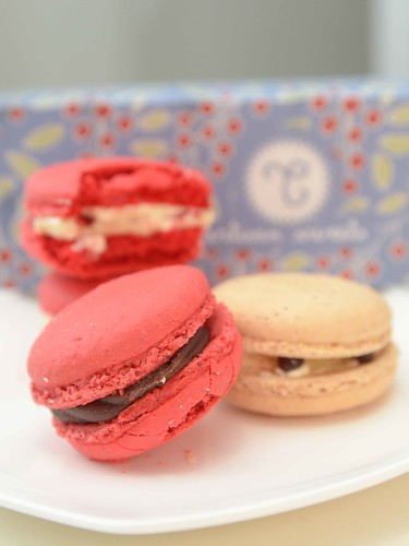 Macarons from ET Artisan Sweets