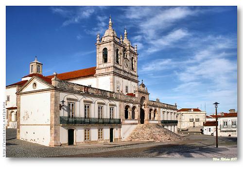 Igreja de Nossa Senhora da Nazaré by VRfoto