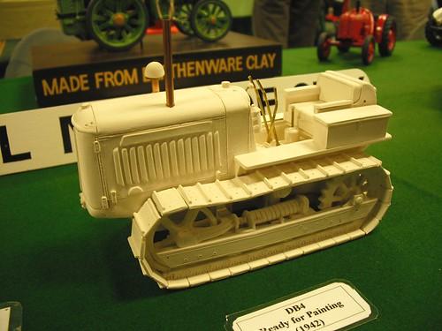 DB4 Tractor
