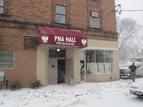 PNA Hall