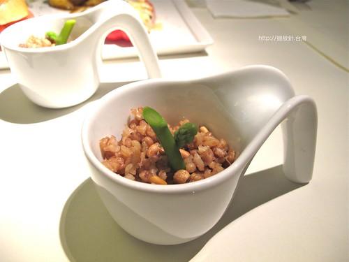 舒果新米蘭蔬食炊飯