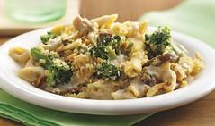 Tuna-Broccoli Casserole Recipe (Pillsbury.com) Tags: mushrooms napkin broccoli pasta almonds peas tuna pillsbury progresso greengiant breadcrumbs tunacasserole dinnerrecipe pennepasta tunanoodlecasserole generalmillsrecipecomfortfood tunabroccolicasserolerecipe