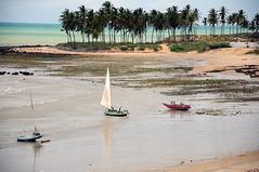 Paisaje de Maracaja (Picardo2009) Tags: brazil beach natal boats barcos playa getty gettyimages stockimages maracaja rograndedelnorte gettyimagesgettyimages