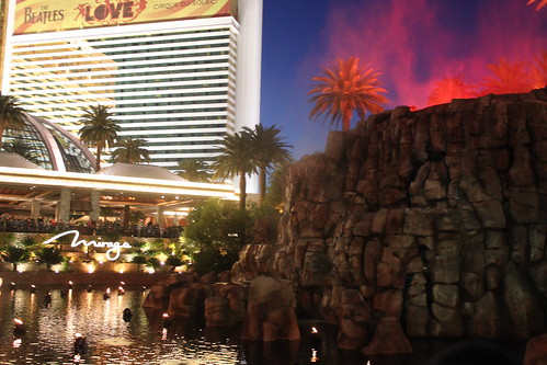 Vegas Volcano