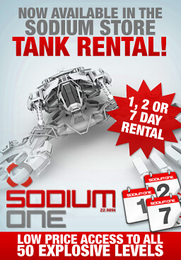 Tank Rental: Sodium One: PlayStation Home