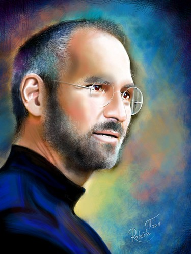 Steve Jobs, The inspiration