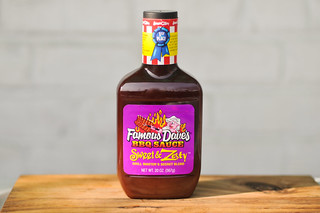 Sauced: Famous Dave's Sweet & Zesty BBQ Sauce