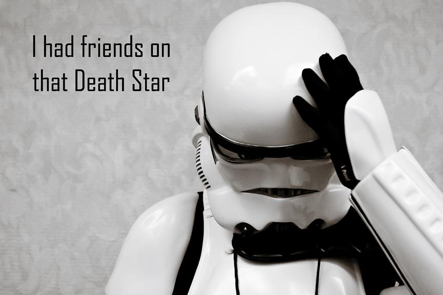 Star wars unemployment