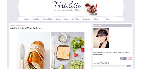 Blogs I love - Tartelette