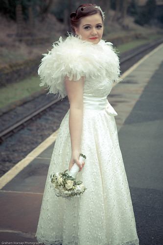 Vintage Wedding Dress Shoot-3932
