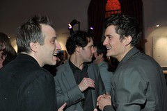 Jesse Peretz, Paul Rudd, Orlando Bloom