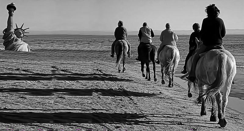 """Défi Post Traitement XVIII : """"Promenade sur la plage"""" 5478765285_5c55535bb7_b"""