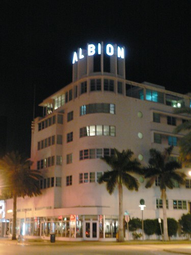 Albion Hotel, Miami South Beach