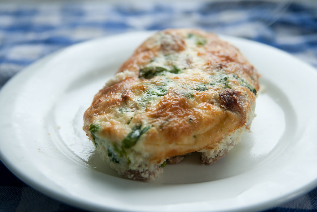 sausage & broc egg-3