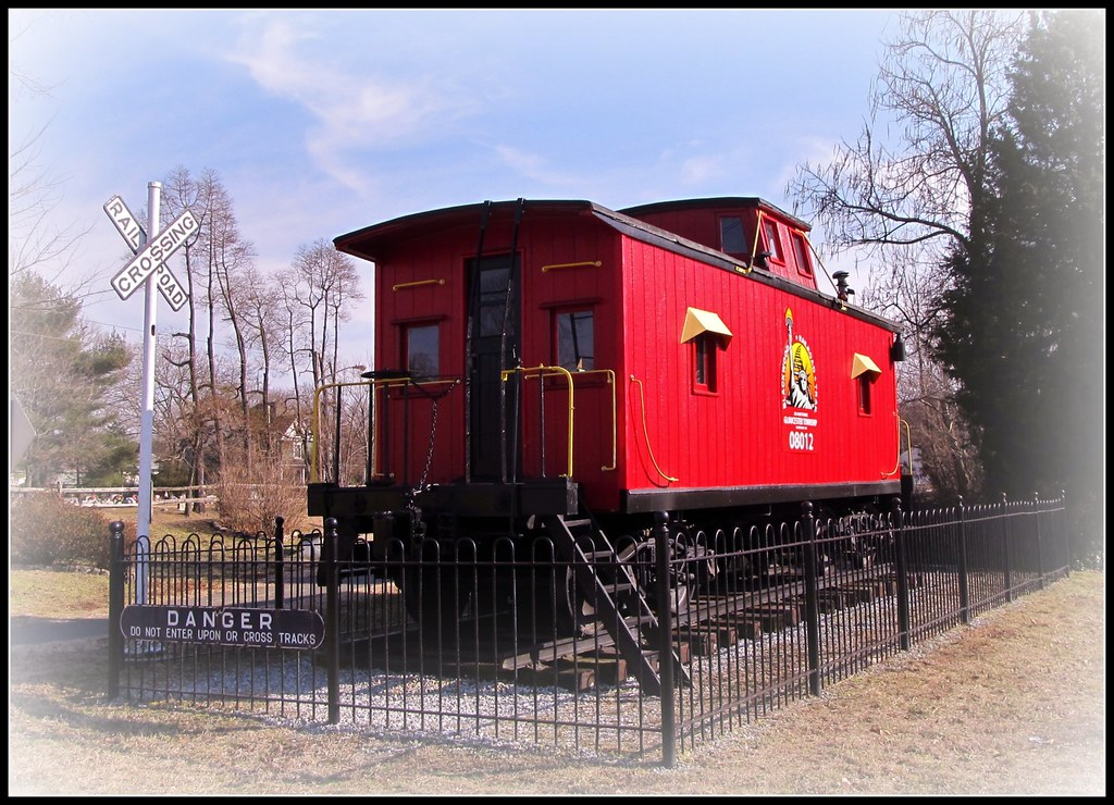 Blackwood NJ Red Caboose