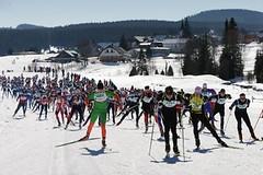 Šumavský skimaraton 2011 zná vítěze