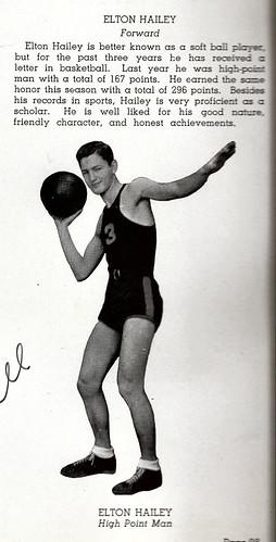 Elton Hailey | 1920-2010