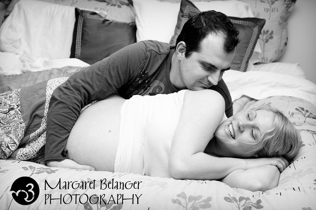 Sarah & Derek, maternity session