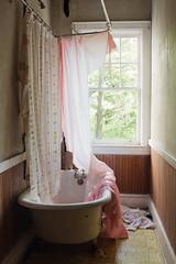Aftermath (no3rdw) Tags: summer urban sunlight abandoned window bathroom shower hotel decay empty room resort exploration urbex