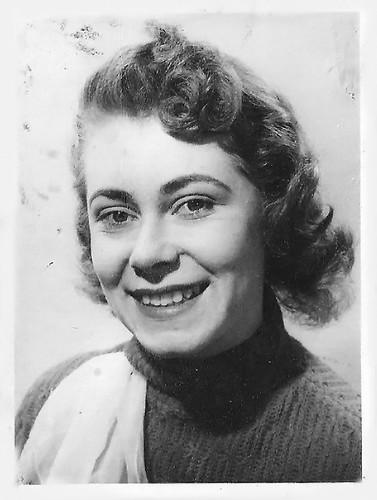 Mum Portrait 1952
