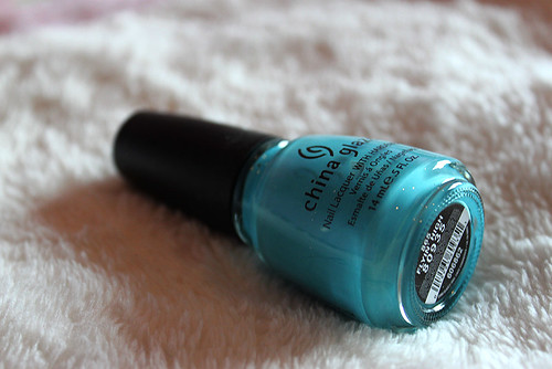 China Glaze Flyin' High