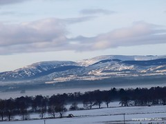 Channel Farm (B4bees) Tags: winter snow ice kinross lochleven lochlake lochlevenslarder channelfarm rosemarybraid