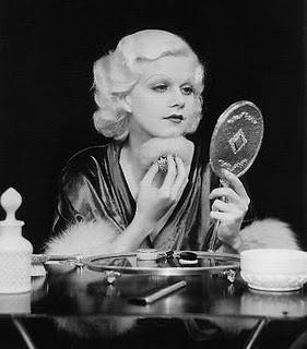 Jean Harlow_mirror