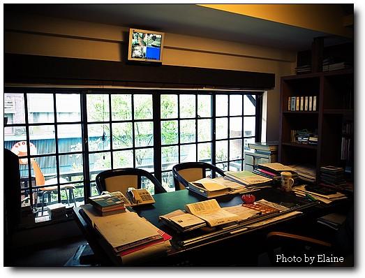 二樓辦公區