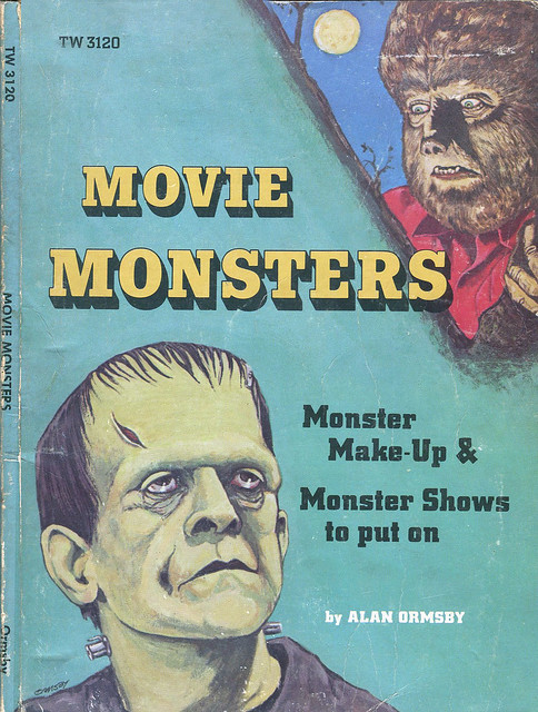 Monster Make Up and Monster Shows to Put On (1975)