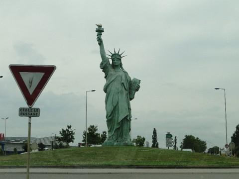 estatua colmar