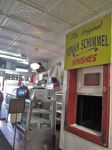 Yonah Shimmel Knishery, NYC