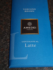 Amedei Cioccolato Al Latte 32% (Natalie...) Tags: italian sweet chocolate tasty delicious amedei milkchocolate gourmetchocolate chocolatereview lotochoc toscanobrown