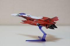 1/100 YF-29 デュランダル 素組み