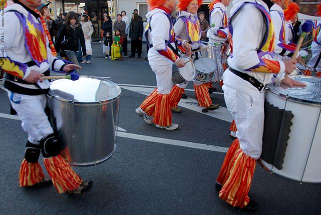 Carnival in Düren, Germany
