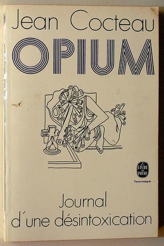 Jean Cocteau : Opium, Journal d'une désintoxication