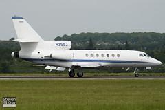 N25SJ - 186 - Private - Dassault Falcon 50 - Luton - 100526 - Steven Gray - IMG_2778