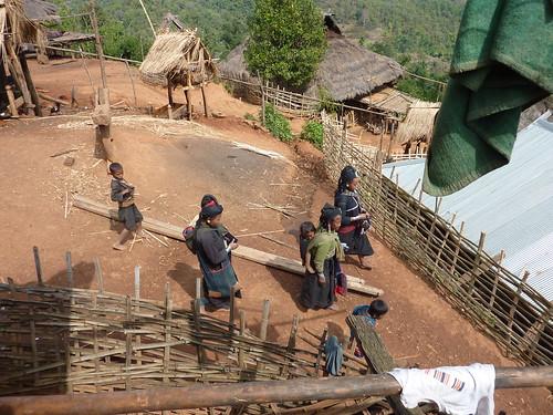 Kengtung - Village Eng-Le village (1)