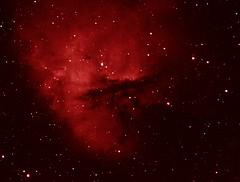 Pacman nebula in H-a (Mickut) Tags: ngc281 pacmannebula Astrometrydotnet:status=solved Astrometrydotnet:version=14400 sxvrh18 Astrometrydotnet:id=alpha20110355049936