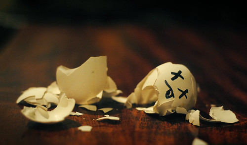 Dumb eggs by Joaquin Villaverde Photography, on Flickr