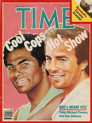 Miami Vice Cover of Time Magazine from 1985_img561 (Wampa-One) Tags: magazine cops cover tvshow 1980s 1985 miamivice timemagazine donjohnson crockettandtubbs philipmichaelthomas copshow baseballscocainescandal