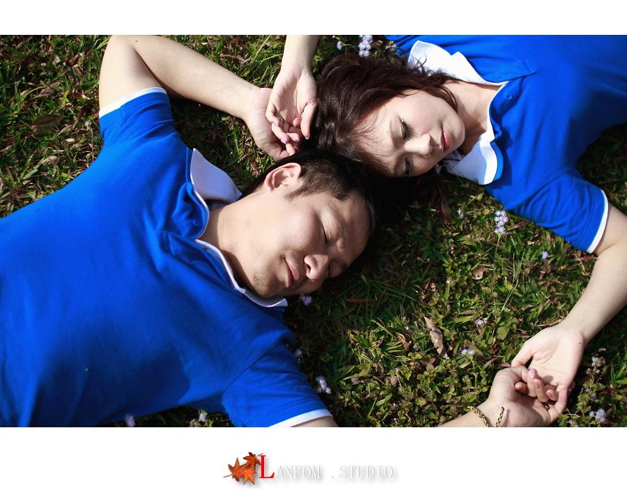 [自助婚紗]永遠在一起-Eddie&Chill